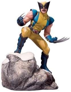 Buy Low Price Corgi Wolverine Figure (B000F3KVS8)