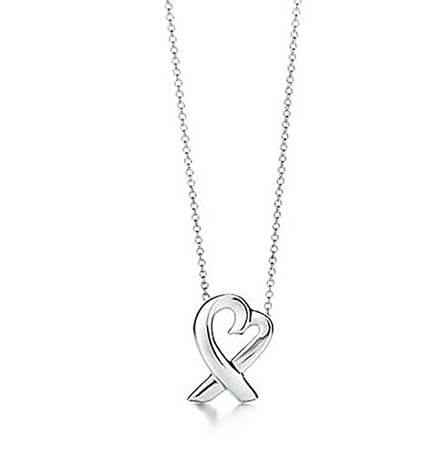 TIFFANY&Co. ティファニー ラビング ハート ペンダントPaloma Picasso loving heart pendant 並行輸入品