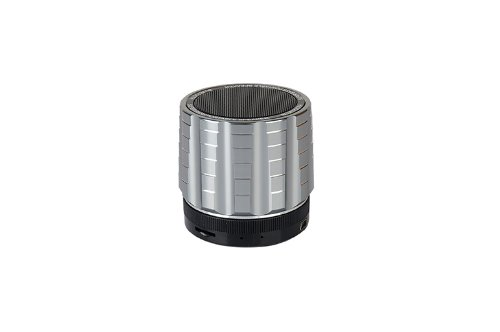 Coluub Bluetooth Speaker For Mobile Phone With Bluetooth And Other Bluetooth-Enabled Devices Color Silver