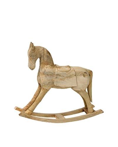 Go Home Rocking Pony, Natural