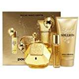 Paco Rabanne Lady Million Gift Set 2.7oz (80ml) EDP + 3.4oz (100ml) Body Lotion