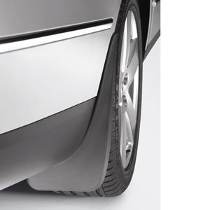 OEM VW CC Mud Flaps Splash Guards Set 2 Front by VW (Vw Beetle Mud Flaps compare prices)