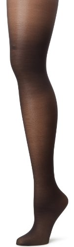 Hanes Silk Reflections Women's Alive Sheer To Waist Support Pantyhose, Jet, F (Fashion Support Hose compare prices)