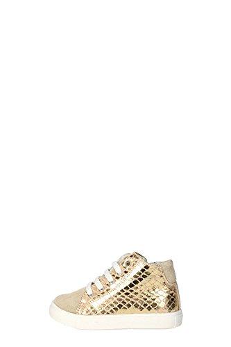 Ciao Bimbi 2162.27 Sneakers Bambina Camoscio/pelle Oro Oro 23