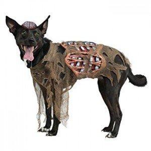 Fun World Zombie Dog Costume Small (20-40 pounds)