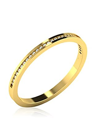 Friendly Diamonds Anillo FDPXR7408Y (Oro Amarillo)