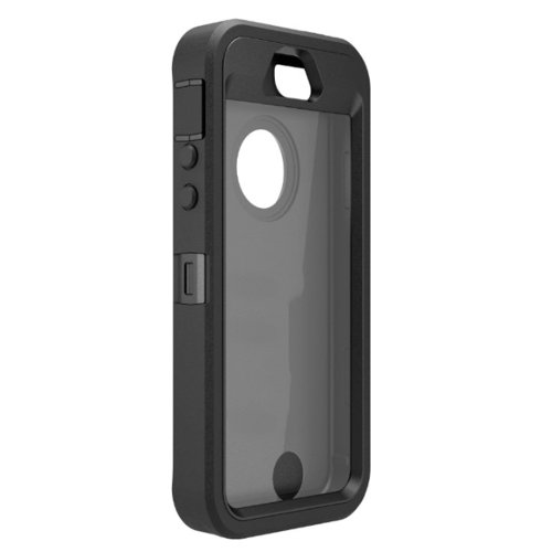 Special Sale Defender Series 5s Comparable Iphone 5s/5 Protective Case With Belt Holster-- Protects Your Iphone Against Drops, Bumps, Scratches, Accidents and Breakage--Comes With A 30 Day TRIPLE Money Back Guarantee