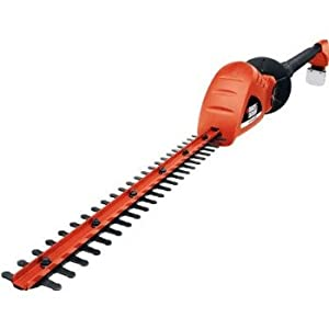 Black and Decker LPHT120B Bare Max Lithium Ion Pole Hedge Trimmer, 20-Volt,Without Battery