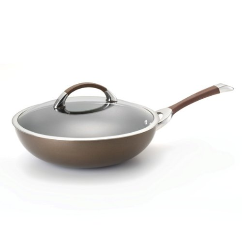 Circulon Symmetry Chocolate Hard Anodized Nonstick 12