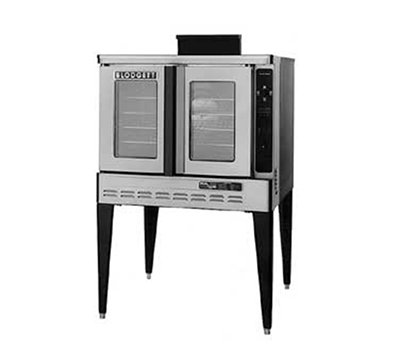 Blodgett Dfg100Single Full Size Gas Convection Oven - Lp, Each