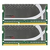 Kingston HyperX Plug n Play 8 GB Kit (2x4GB Modules) 1866MHz DDR3 SODIMM Notebook/Netbook Memory 8 Dual Channel Kit (PC3 15000) 204-Pin KHX1866C11S3P1K2/8G