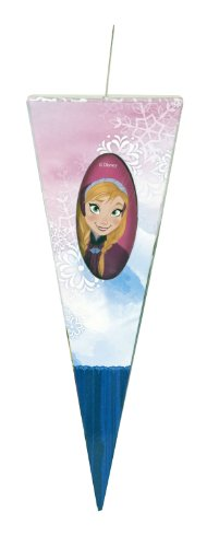 Markwins 9341010 Frozen Anna, Lucidalabbra in confezione regalo conica