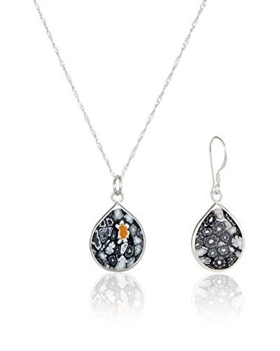 My Silver Set catenina, pendente e orecchini