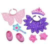 Playskool Dressy Daisy Fairy Princess Outfit - 1