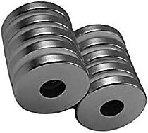 3//16 x 1//8 Inch Neodymium Rare Earth Disc Magnets N48 100 Pack
