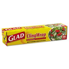 Plastic Cling Wrap In Clear