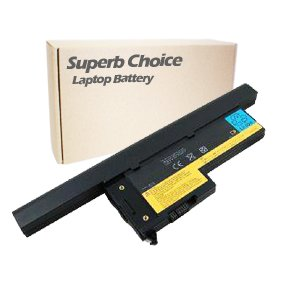 Fine Choice New Laptop Replacement Battery for IBM X60, X60s, X61,X61s, X61s 15th Anniversary Edition, 40Y7001, 40Y7003, ASM 92P1170, ASM 92P1174, FRU 92P1167, FRU 92P1169, FRU 92P1171, FRU 92P1173, FRU 92P1227, 40Y6999, FRU 92P1163 , FRU 92P1165
