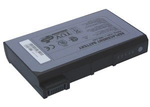 Dekcell Laptop Battery for Dell 75UYF, 1691P, 312-0009, 312-0028, 312-3250, 5...