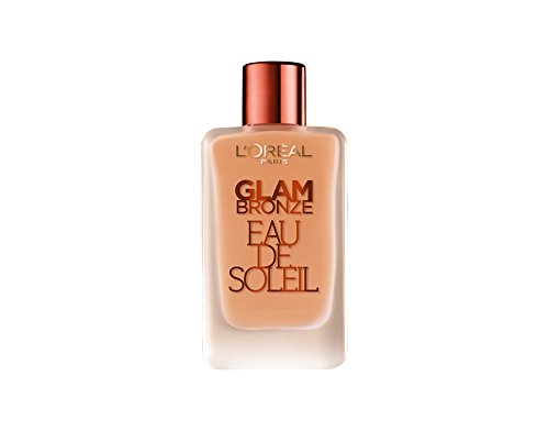 L'Oréal Make Up Designer Paris Glam Bronze Eau de Soleil Terra Liquida, Colore Universale