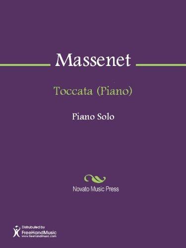 Toccata (Piano) Sheet Music