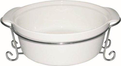WAS 4727000 suppenterrine-/service en porcelaine avec support