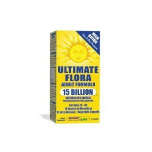 Ultimate Flora Adult Formula 15 Billion – 60 – VegCap