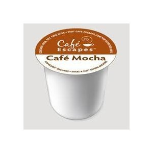 8 K Cups Cafe Mocha Purchase