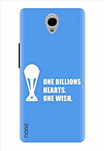 Noise Printed Back Cover Case for Alcatel One Touch Idol X Plus