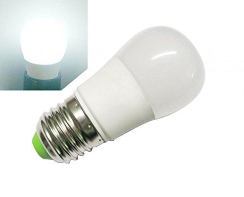 Grv E27 6-5730Smd Led Globe Blub Lamp Light Ac/Dc 12~24V 3W High Quality Thermal Plastic Led Bulb Pack Of 6 (White)