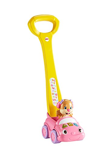 Fisher-Price Laugh & Learn Sis' Smart Stages Push Car (Girl Fisher Price Toys compare prices)
