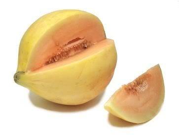 30 CRENSHAW MELON (Muskmelon / Winter Melon / Cranshaw) Cucumis Melo Fruit Seeds