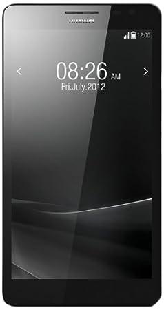 Huawei Ascend Mate Smartphone débloqué 6.1 pouces Android 4.1 Jelly Bean 8 Go Wifi Noir