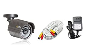 Q-See QM6008B High-Resolution 600TVL Camera