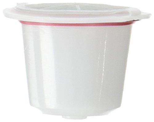 Refillable Capsule for Nespresso, 5-Pack (Pod Coffee Refills compare prices)