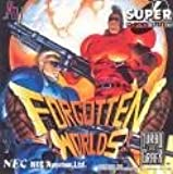 Forgotten Worlds TG16 Turbo Grafx 16