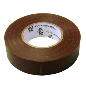Brown Ul Electrical Tape - 10 Rolls