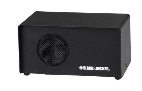 Black & Decker EP1100-A Ultrasonic Pest Repeller, Black