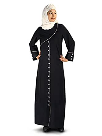 Mybatua Islamic Clothing Smart Urban Abaya Jilbab Burqa