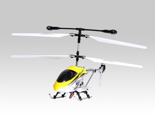 ChengFei 3-Channel Digital Proportional RC Alloy Coaxial Helicopter
