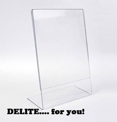 Acrylic Stand A4 Images Galleries