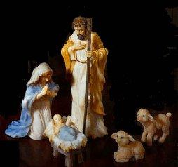 Seraphim Classics Nativity For Unto Us A Child Is Born #70128