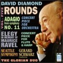David Diamond, Vol. 5: Rounds