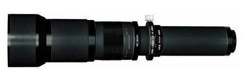 Rokinon 650-1300Mm Super Telephoto Zoom Lens For Sony Alpha A100, A200, A230, A300, A330, A350, A380, A550, A700, A850, A900 Digital Slr Cameras