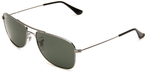 581e4717dbc Ray-Ban 0RB3477 004 58 Polarized Aviator Sunglasses