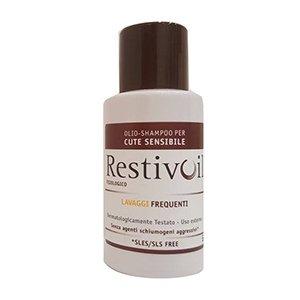 Restivoil Fisiologico Olio Shampoo Per Cute Sensibile 30 ml