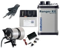 Elinchrom EL 10267KITA Ranger RX Speed AS Kit with A Head