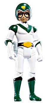 Mattel Voltron Exclusive Action Figure Pidge Green Lion Pilot