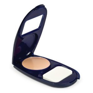 CoverGirl  Aquasmooth Compact Foundation, Classic Ivory 710,  0.4-Ounce Packages (Pack of 2)