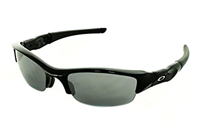 Oakley Flak Jacket Iridium Mens Sunglasses