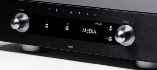 PRIMARE - PRE32 - Pre-amplifier in Black